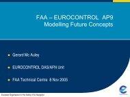 Modelling Futue Concepts - FAA