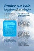 Rouler sur l'air - Transports Canada - Page 2