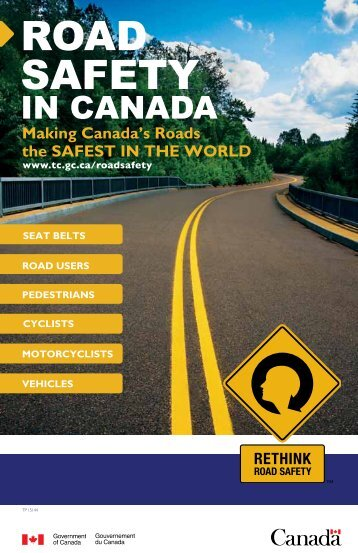 ROAD SAFETY - Transports Canada