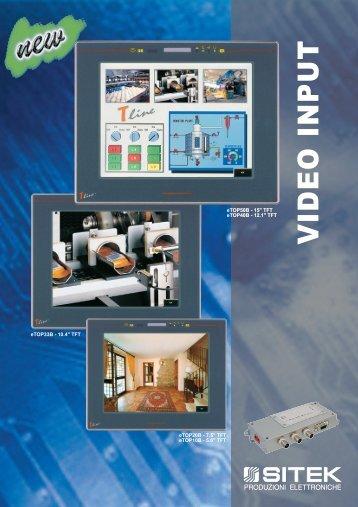 video input module tline.fh10