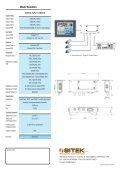 video input module tline.fh10 - Page 2
