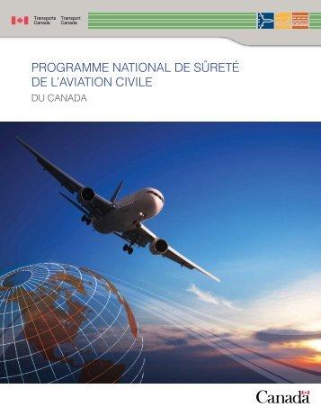 le lien suivant - Transports Canada