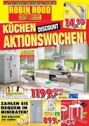 oder in Miniraten! - Robin Hood SB-Möbelmarkt in Donaueschingen