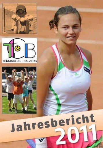 Saison 2011 - TC Balzers