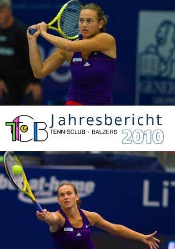 Saison 2010 - TC Balzers
