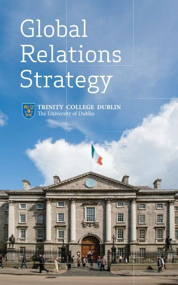 Global Relations Strategy - Trinity College Dublin