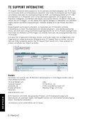 BEDIENUNGSANLEITUNG - TC Electronic - Seite 2