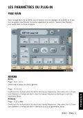 MODE D'EMPLOI - TC Electronic - Page 7