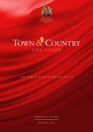 march 2013 product guide fine dining pastry hospitality