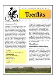 TourFlits-2007-1 - Tourclub Heeze