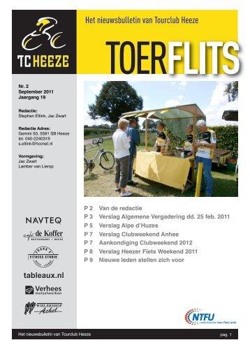 TourFlits-2011-2 - Tourclub Heeze