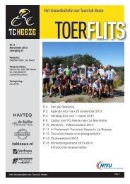 Tourflits-2013-3 - Tourclub Heeze