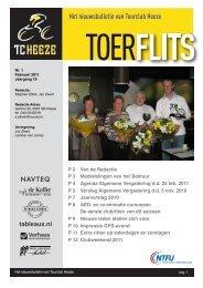 TourFlits-2011-1 - Tourclub Heeze