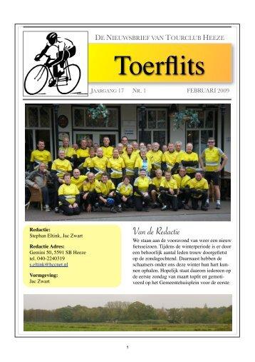 TourFlits-2009-1 - Tourclub Heeze