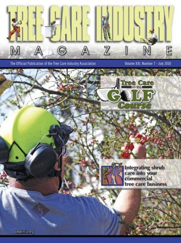 guide july 2010 tci buyers' guide july 2010 - Tree Care Industry ...