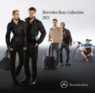 Le catalogue Mercedes-Benz Collection 2011