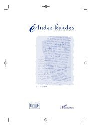 N° 1 - Format PDF - Institut kurde de Paris