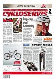 German:A Kilo No.1 - Cykloservis