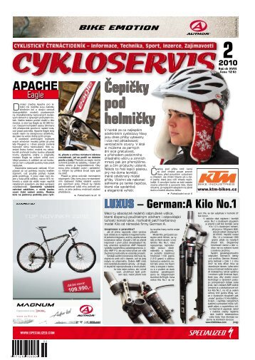 German:A Kilo No.1 - Cykloservis