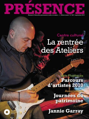 320 09/2010 - Centre culturel de Dison
