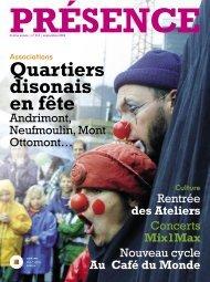 310 09/2009 - Centre culturel de Dison