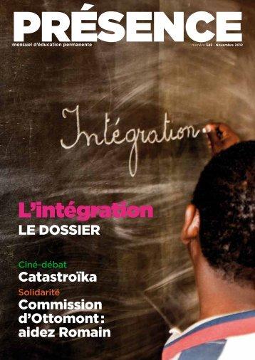 342 11-2012 (.pdf) - Centre culturel de Dison
