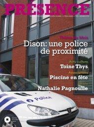 322 11/2010 - Centre culturel de Dison