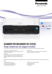 SCANNER PER DOCUMENTI KV-S1015C - DICOM