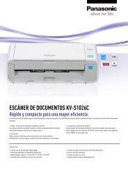 ESCÁNER DE DOCUMENTOS KV-S1026C - DICOM