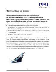 Communiqué de presse - DICOM