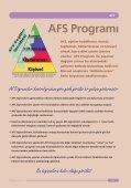 AFS Program - Notre Dame de Sion Fransız Lisesi - Page 5