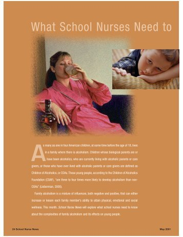 What School Nurses Need to - School Nurse News
