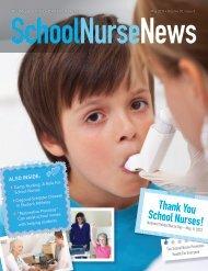 Thank You School Nurses! - School Nurse News