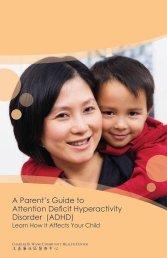 ADHD - Charles B. Wang Community Health Center