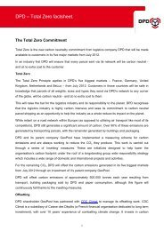 Dpd total Zero factsheet final