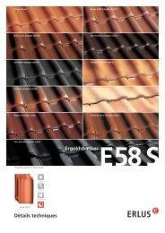 E58 S - Erlus AG