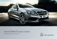 08 - E_Coupe et Cabriolet_Tarifs - Mercedes-Benz France