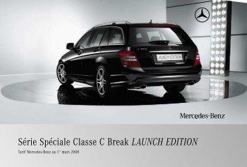 C Launch Edition - Mercedes-Benz Deutschland