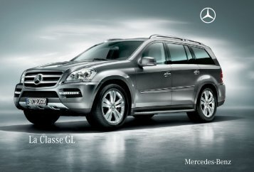 La Classe GL - Mercedes-Benz France