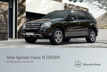 edition - Mercedes-Benz France