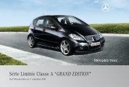 A GRAND EDITION - Mercedes-Benz France