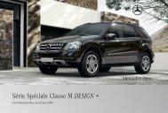M DESIGN +:Tarif - Mercedes-Benz France