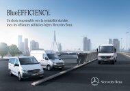 Téléchargez la brochure BlueEfficiency Utilitaires Légers