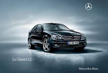 La Classe CLC - Mercedes-Benz France