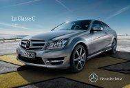 Téléchargez la brochure Classe C Coupé - Mercedes-Benz France