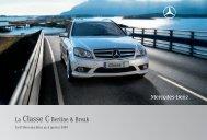 03 - C:Tarifs - Mercedes-Benz France