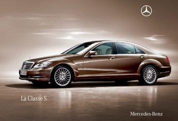 La Classe S - Mercedes-Benz France