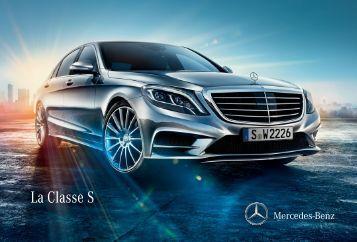 La brochure (pdf) - Mercedes-Benz France