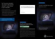 Téléchargez le tableau format PDF - Mercedes-Benz France