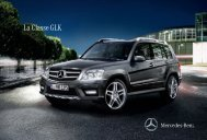 La Classe GLK - Mercedes-Benz France